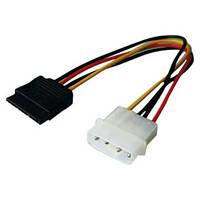 Переходник питания IDE HDD - SATA, фото 1