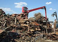 Осуществляем вывоз металлолома