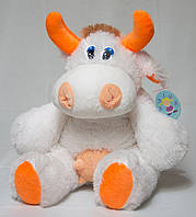 Мягкая игрушка Корова и плюшевый Бык 70 см