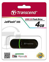 Накопитель USB Transcend JetFlash 300 4 GB