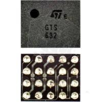 Мікросхема R1A T2 20 pins підсилювач мікрофона SE K300/K500/K700/K750/K800/W550/W810