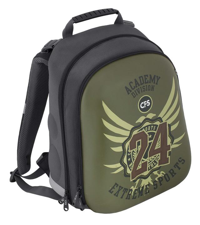 Рюкзак школьный EVA Foam жесткий фасад