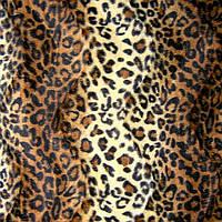 Мех искусственный «Леопард», фото 1