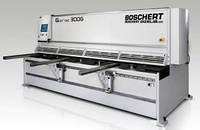 Гидравлические гильотинные ножницы немецкой фабрики Boschert - Gizelis G Cut 4010 CNC