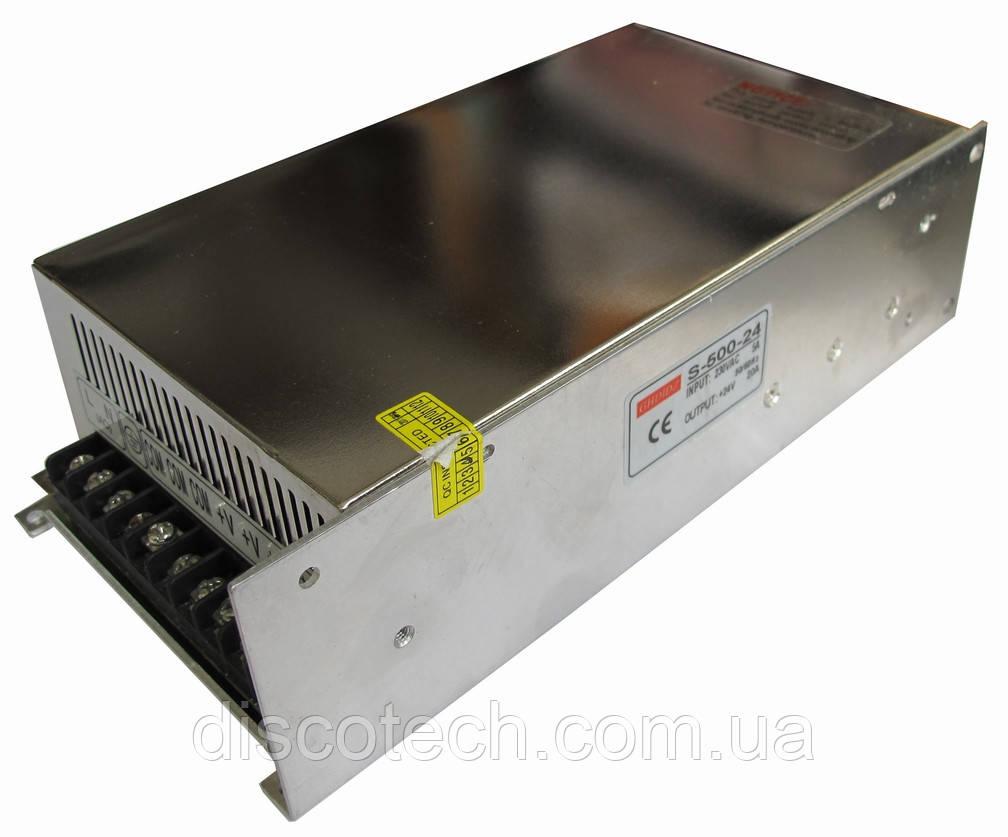 Блок питания 24V/500W 21A IP20 CL-A-500-24