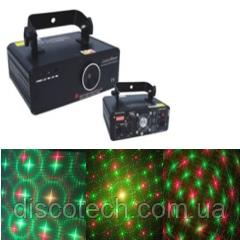 Лазер твинклинг G-60mW, R-150mW BIGlights BEQ200