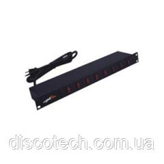 Панель включения световых приборов 8 каналов BIGlights BD008 (8 ROAD SWITCH)