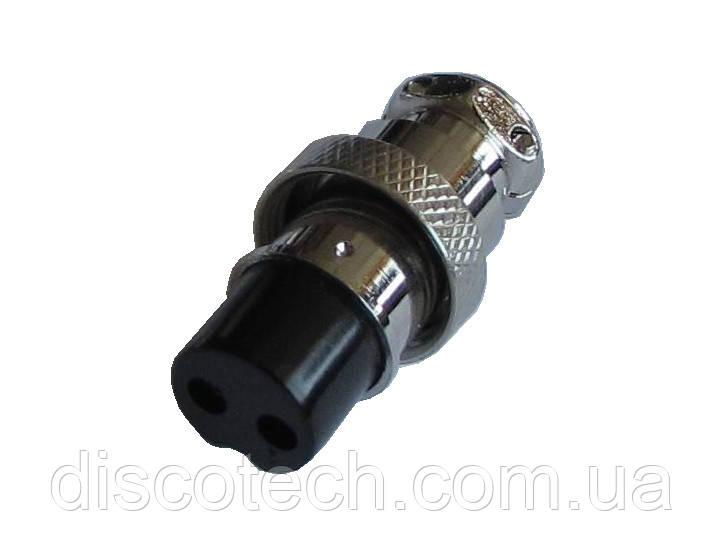 Коннектор MIC-322 кабельный розетка