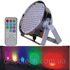 Прожектор LED BIGlights BM-PAR 186*10мм REMOTE