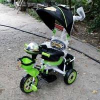 Детский трехколесный велосипед Панда