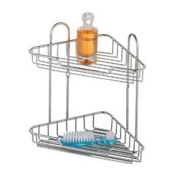 Полка для ванной навесная Ескала (угловая) (2х) , фото 2