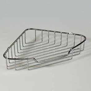 Полка для ванной навесная Ескала (угловая), фото 2