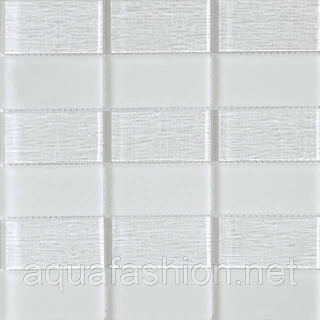 Біла мозаїка для кухонного фартуха Vivacer HL80