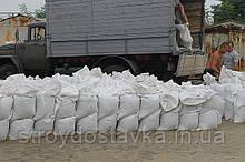 Пісок будівельний оптом в мішках по 40 кг
