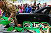 Очистка акватории р.Днепр в городе Киев