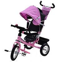 Детский трехколесный велосипед Azimut Trike Air спица