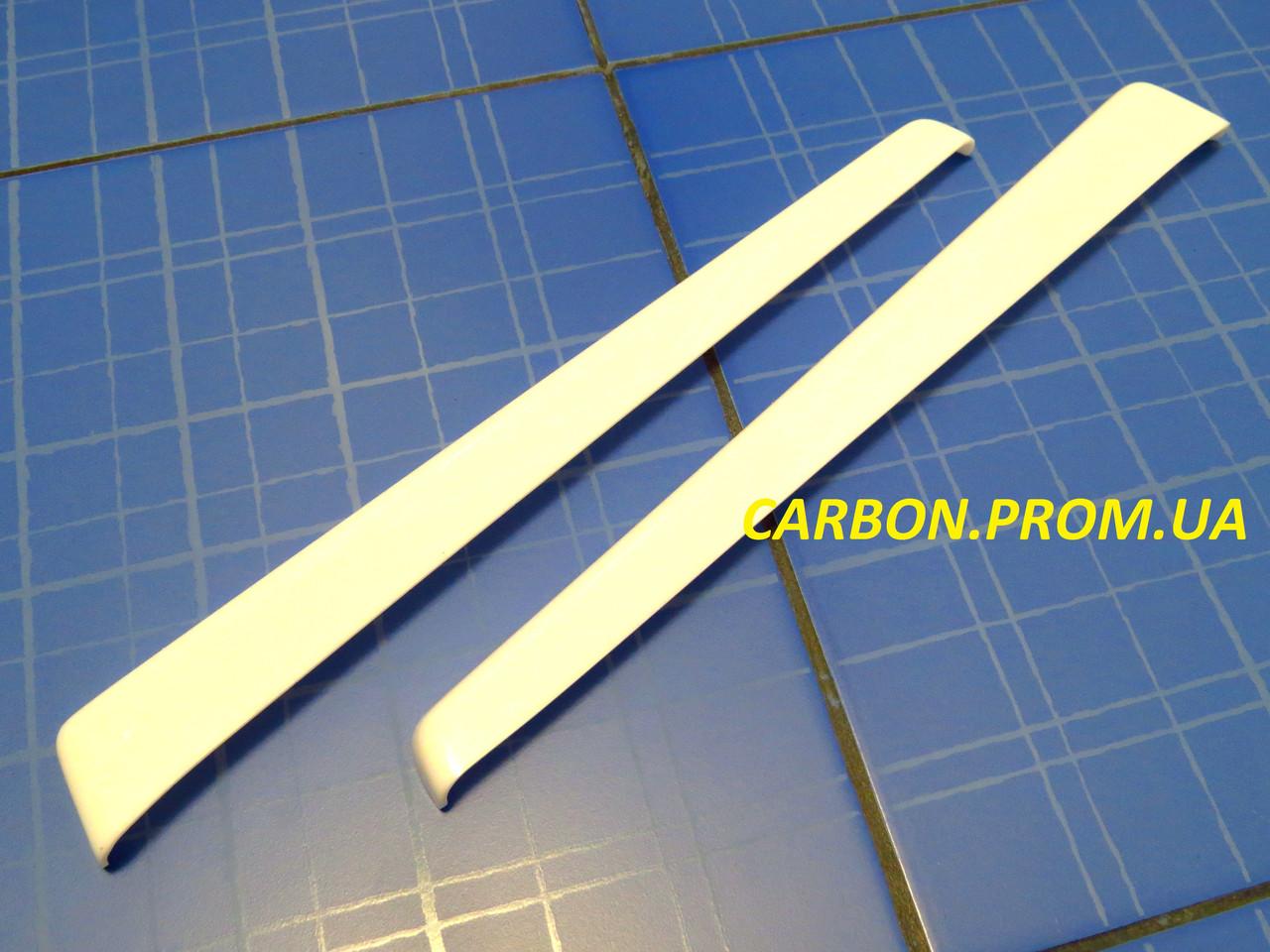 Вії ANV Air ВАЗ 2109 білі тюнінгові накладки на автомобільні фари