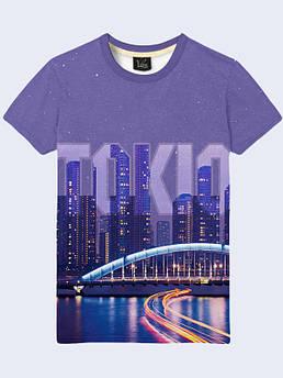 Мужская футболка Токио
