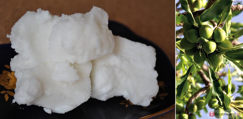 Масло Ши натуральное рафинированное 200г