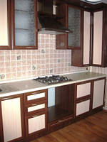 Кухня с рамочным МДФ на заказ в Житомире, Киеве