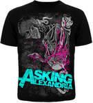 Asking Alexandria рок футболка