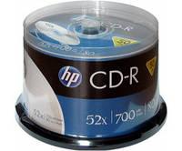 CD-R диски для аудио Hewlett-Packard Cake box 50