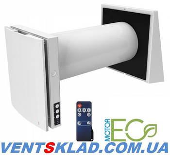 Бытовой комнатный рекуператор 3,61 Вт.(производительность от 7,5 до 25 м3/час) Blauberg Vento Expert A50-1 Pro