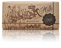 Молочный элитный шоколад Спартак 90 г Беларусь