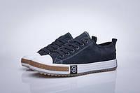 Кеды Converse New Collection Dark Black/White