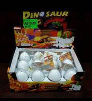 Игрушка - яйца динозавра растущие в воде, большое, лизуны, фото 1