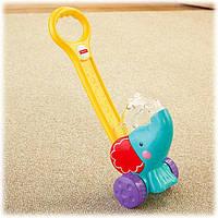 Игрушка-каталка Слоник, Fisher-Price F8651