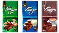 Шоколад Allegro 100гр. (Польша), фото 1