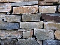 Плитняк пальцы или готовые подпорные стенки