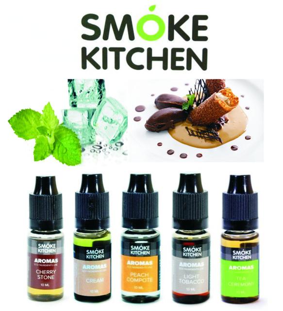 Тонизирующие и десертные ароматизаторы SMOKE KITCHEN JAM