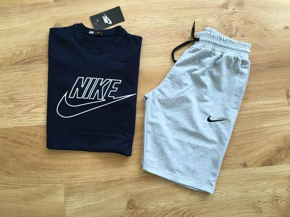 a33c7d2da68 Мужской летний комплект Nike (шорты + футболка) Все размеры ...