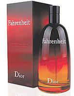 Fahrenheit - Christian Dior Мужская туалетная вода 100мл
