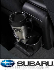 Черный подстаканник Subaru Impreza WRX и WRX STI 2004-14 новый оригинал
