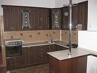 Кухня МДФ пленочный на заказ в Житомире