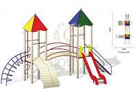 Детский игровой комплекс КС 2-3