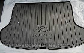 Infiniti QX50 2014-17 резиновый коврик в багажник новый оригинал