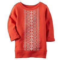 Туніка-штани для дівчинки Carters; 6, 6-7 років, фото 1