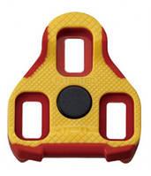 Шипы к педалям EXUSTAR ARC11, LOOK Keo system, люфт 7 градусов, противоскользящие вставки