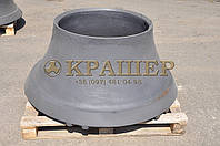 Sandvik H4800 (CH440) Футеровка чаши (Броня) 442.8418-002