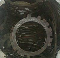 Шайба стопорная многолапчатая ГОСТ11872-89 Ф90