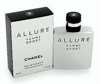 Allure  Homme Sport - Chanel Мужская туалетная вода 100мл