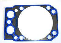 740.30-1003213  Прокладка головки цилиндров КАМАЗ  ЕВРО - 3 ( силикон синий + метал )