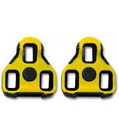 Шипы к педалям EXUSTAR BLK11 LOOK Keo system, без люфта, противоскользящие вставки