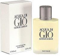 Acqua  di  Gio pour  homme - Giorgio Armani Мужская туалетная вода 100мл