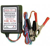 Импульсное зарядное устройство «АИДА УП-12»: 12В АКБ 4-20А*час