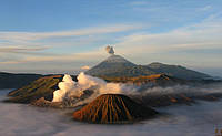 Рафтинг в Индонезии. Вперед, к вулканам. Ява-Бали